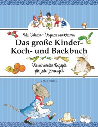 Das große Kinder-Koch- und Backbuch