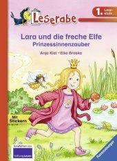 Lara und die freche Elfe - Prinzessinnenzauber Cover