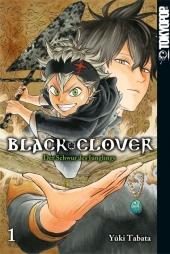 Black Clover - Der Schwur des Jünglings Cover