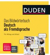 Duden - Das Bildwörterbuch Deutsch als Fremdsprache