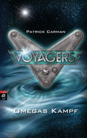 Voyagers - Omegas Kampf Cover