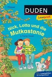 Nick, Lotta und die Mutkastanie Cover