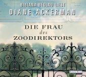 Die Frau des Zoodirektors, 6 Audio-CDs Cover