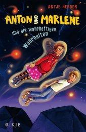 Anton und Marlene und die wahrhaftigen Wahrheiten Cover