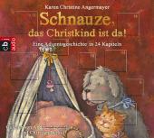 Schnauze, das Christkind ist da!, 1 Audio-CD