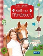 Das große Reit- und Pferdebuch Cover
