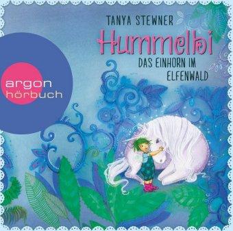 Hummelbi - Das Einhorn im Elfenwald, 2 Audio-CDs
