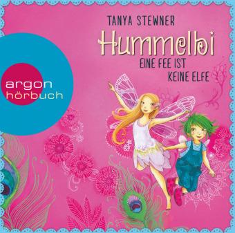 Hummelbi - Eine Fee ist keine Elfe, 2 Audio-CDs