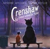 Crenshaw - Einmal schwarzer Kater, 2 Audio-CDs Cover