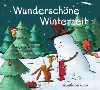 Wunderschöne Winterzeit, 1 Audio-CD