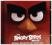 The Angry Birds Movie, 1 Audio-CD (Soundtrack)