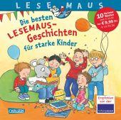 Die besten Lesemaus-Geschichten für starke Kinder Cover