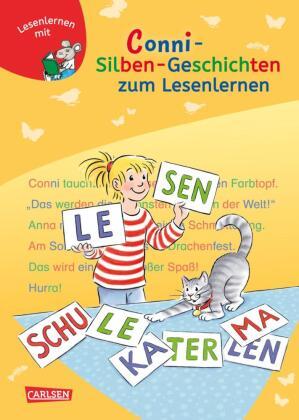 Conni Silben-Geschichten zum Lesenlernen
