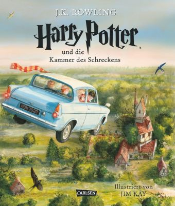 Harry Potter - Harry Potter und die Kammer des Schreckens (Schmuckausgabe)