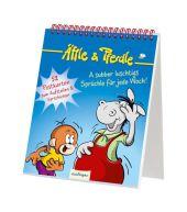 Äffle & Pferdle - A subber luschtigs Sprüchle für jede Woch!, 52 Postkarten zum Aufstellen & Verschicken