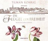 Die Flügel der Freiheit, 6 Audio-CDs Cover