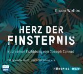 Herz der Finsternis, 2 Audio-CDs Cover