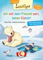 Ich will dein Freund sein, lieber Eisbär! Cover