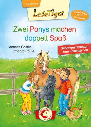 Zwei Ponys machen doppelt Spaß
