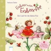 Erdbeerinchen Erdbeerfee - Ein Lied für die kleine Fee, m. Soundeffekten Cover