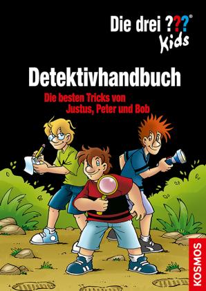Die drei ???-Kids, Detektivhandbuch