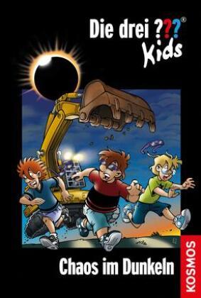Die drei ???-Kids - Chaos im Dunkeln
