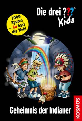 Die drei ???-Kids - Geheimnis der Indianer