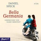 Bella Germania, 6 Audio-CDs Cover
