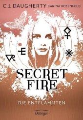 Secret Fire - Die Entflammten Cover