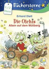 Die Olchis. Allein auf dem Müllberg Cover