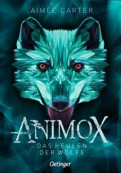 Animox. Das Heulen der Wölfe Cover