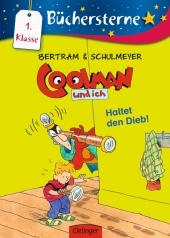 Coolman und ich - Haltet den Dieb! Cover