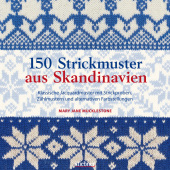 150 Strickmuster aus Skandinavien Cover