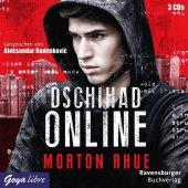 Dschihad Online, 3 Audio-CDs Cover