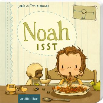 Noah isst