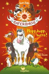 Die Haferhorde - Hopp, hopp, hurra! Cover