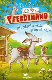 Der Esel Pferdinand - Pferdsein will gelernt sein Cover