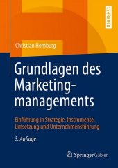 Grundlagen des Marketingmanagements