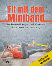 Fit mit dem Miniband Cover