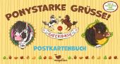 Die Haferhorde - Ponystarke Grüße! - Postkartenbuch