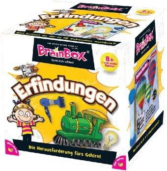 BrainBox, Erfindungen (Kinderspiel)