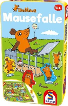 Die Maus, Mausefalle (Kinderspiel)