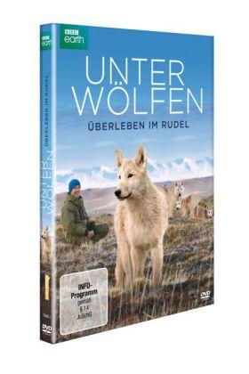 Unter Wölfen - Überleben im Rudel, 1 DVD