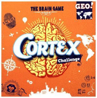 Cortex Challenge GEO (Spiel)