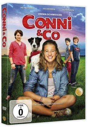 Conni & Co, 1 DVD
