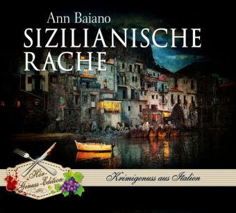 Sizilianische Rache, 5 Audio-CDs