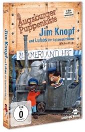 Augsburger Puppenkiste - Jim Knopf und Lukas, der Lokomotivführer, 1 DVD