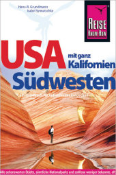 Reise Know-How USA Südwesten mit ganz Kalifornien