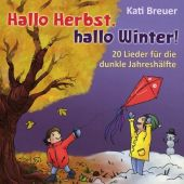 Hallo Herbst, hallo Winter!, Audio-CD