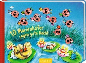 10 Marienkäfer sagen Gute Nacht